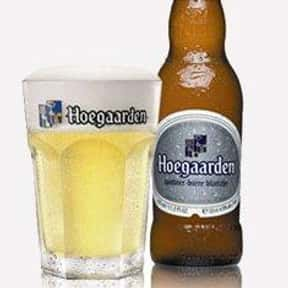 Hoegaarden Witbier is listed (or ranked) 13 on the list The Best Beer Brands