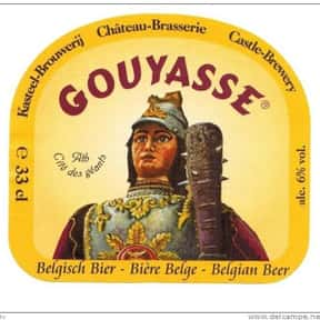 Brasserie des Géants Gouyasse is listed (or ranked) 16 on the list Beers with 6.0 Percent Alcohol Content