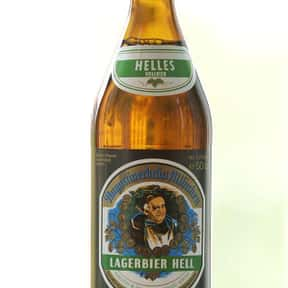 Augustiner Vollbier is listed (or ranked) 18 on the list The Top Beers from Germany