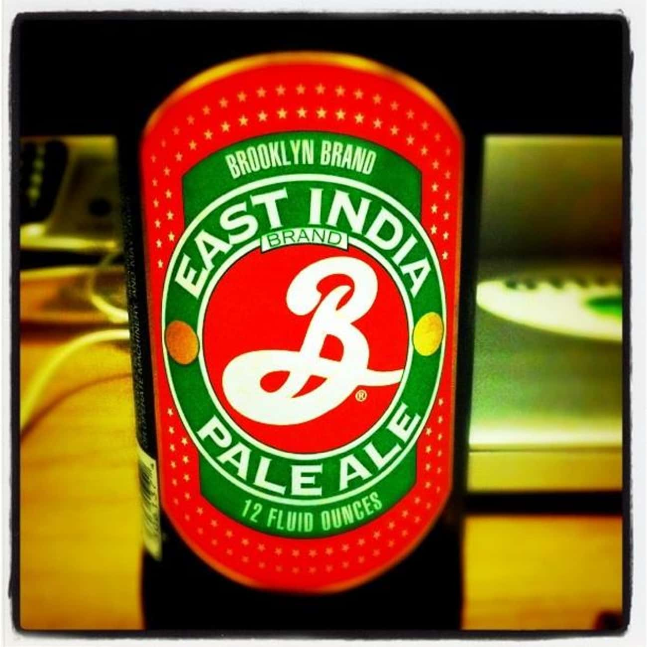 Brooklyn East India Pale Ale is listed (or ranked) 3 on the list Beers with 6.9 Percent Alcohol Content