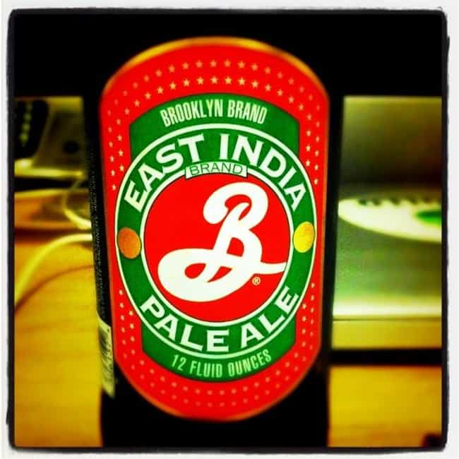 Brooklyn East India Pale... is listed (or ranked) 3 on the list Beers with 6.9 Percent Alcohol Content