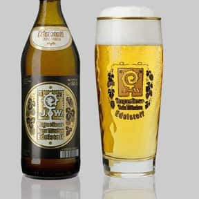 Augustiner Edelstoff is listed (or ranked) 15 on the list The Top Beers from Germany