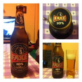 Faxe Extra Strong is listed (or ranked) 6 on the list The Top Beers from Denmark