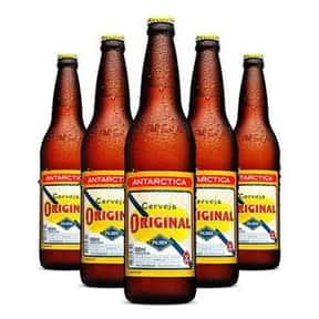 Antarctica Original is listed (or ranked) 1 on the list The Top Beers from Brazil
