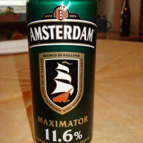 Amsterdam Maximator is listed (or ranked) 4 on the list The Top Beers from Netherlands