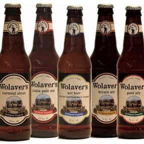 Otter Creek Wolaver's Oatmeal  is listed (or ranked) 20 on the list Beers with 5.9 Percent Alcohol Content