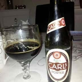Carls Porter is listed (or ranked) 15 on the list The Top Beers from Denmark