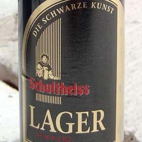 Berliner Schultheiss Brauerei  is listed (or ranked) 4 on the list Beers with 5.9 Percent Alcohol Content
