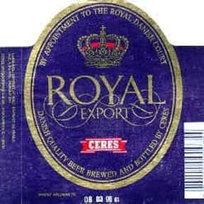Ceres Royal Stout is listed (or ranked) 7 on the list The Top Beers from Denmark