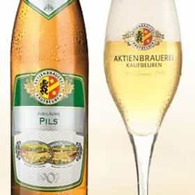 Aktien Brauerei Kaufbeuren Jubilaums Pils