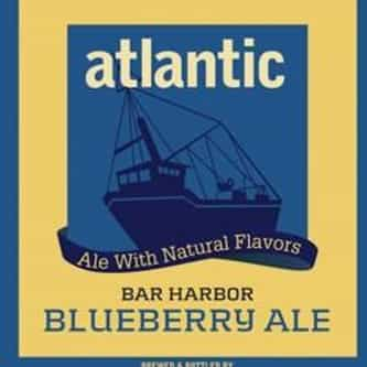 Atlantic Brewing Company Bar Harbor Blueberry Ale