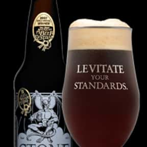 Stone Brewing Co. Ruination IP is listed (or ranked) 7 on the list The Best India Pale Ales