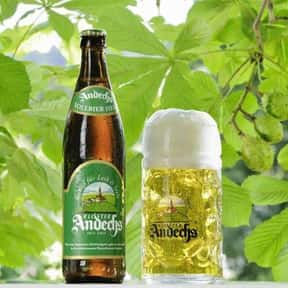 Kloster Andechs Andechser Spez is listed (or ranked) 15 on the list Beers with 5.9 Percent Alcohol Content
