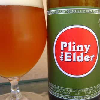 Russian River Brewery Pliny the Elder