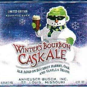 Anheuser-Busch Winter's Bourbo is listed (or ranked) 4 on the list Beers with 6.0 Percent Alcohol Content