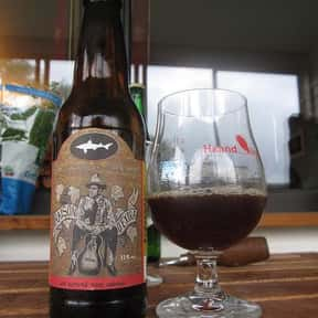Dogfish Head Raison D'Extra is listed (or ranked) 16 on the list The Best Dogfish Head Beers
