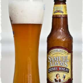 Samuel Adams Cherry Wheat Beer is listed (or ranked) 23 on the list The Best Tasting Cherry Flavored Things