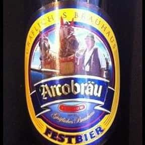 Arcobrau Festbier is listed (or ranked) 13 on the list The Top Beers from Germany