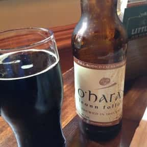 Carlow Brewing Company O'Hara' is listed (or ranked) 25 on the list Beers with 6.0 Percent Alcohol Content