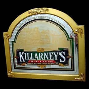 "Anheuser-Busch Killarney's ""Ir is listed (or ranked) 10 on the list Beers with 5.0 Percent Alcohol Content"