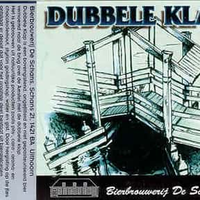 De Schans Dubbele Klap is listed (or ranked) 22 on the list Beers with 7.5 Percent Alcohol Content