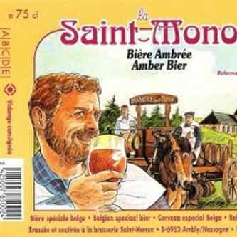 Brasserie Saint-Monon La Saint-Monon Bière au miel