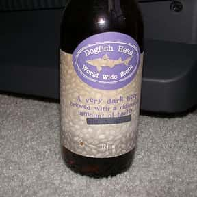 Dogfish Head World Wide Stout is listed (or ranked) 6 on the list The Best Dogfish Head Beers