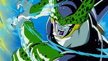Cell - 'Dragon Ball Z' is listed (or ranked) 2 on the list The 20 Greatest Anime Villains From The 1990s, Ranked