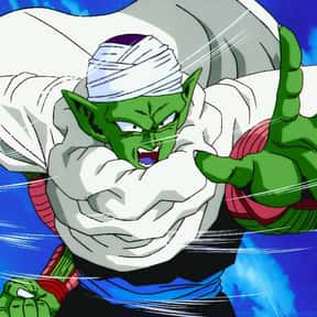 Piccolo is listed (or ranked) 3 on the list The Best Dragon Ball Z Characters of All Time