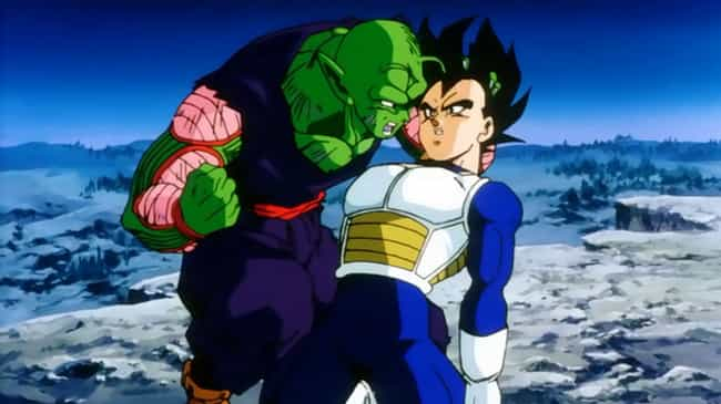 Piccolo is listed (or ranked) 2 on the list Anime Characters Who Are Not the Height You Thought They Were