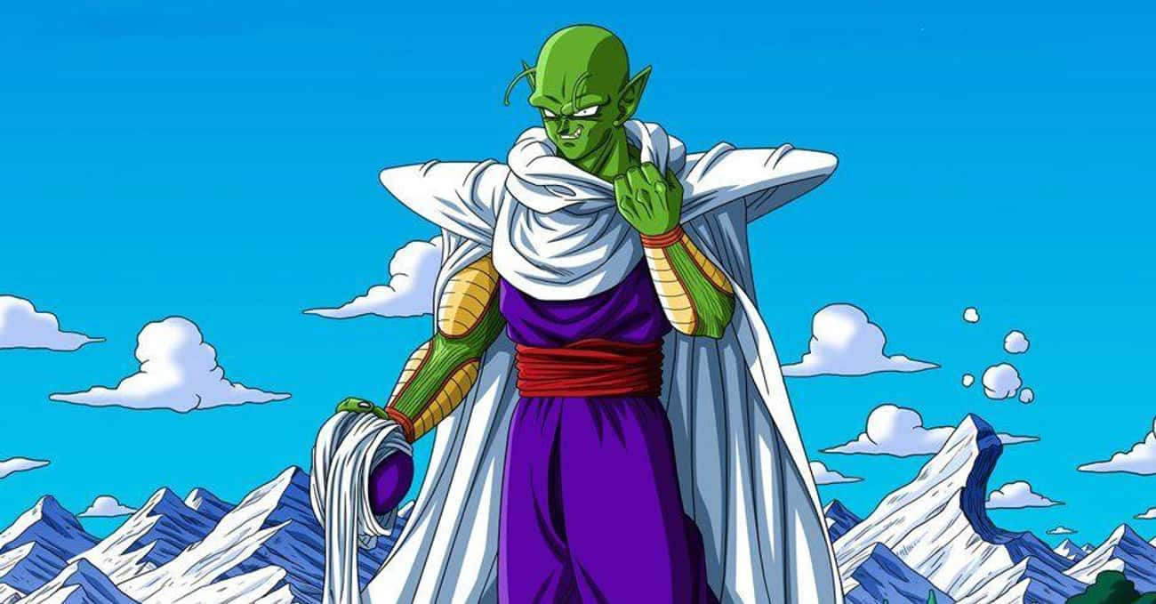 Piccolo Is 8 is listed (or ranked) 3 on the list Fictional Characters Who Are Way Younger Than You Think