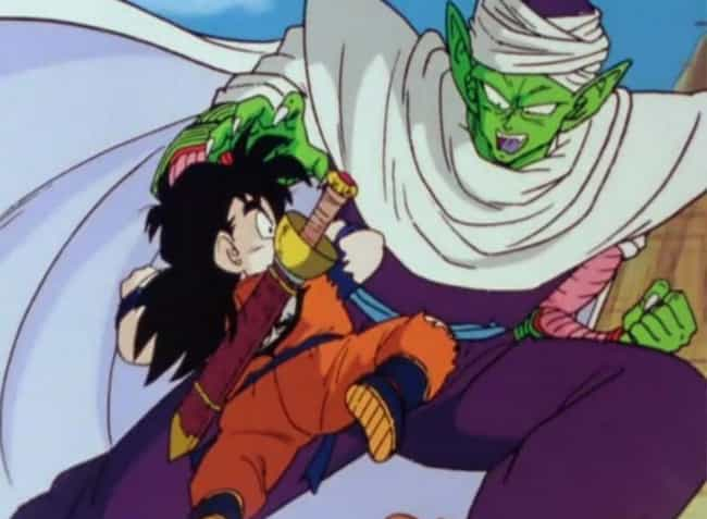 Piccolo is listed (or ranked) 1 on the list 15 Anime Characters Who Stepped In As Parental Substitutes