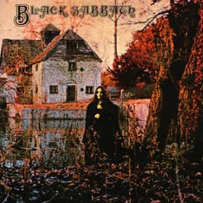 Black Sabbath is listed (or ranked) 1 on the list The Top Metal Albums of All Time