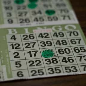 Bingo is listed (or ranked) 14 on the list The Best Board Games for Kids 7-12