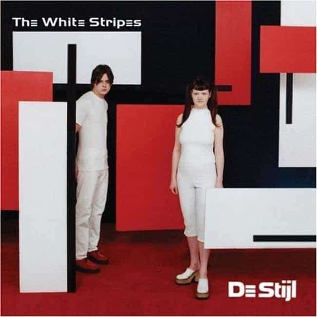 De Stijl is listed (or ranked) 3 on the list The Best White Stripes Albums of All Time