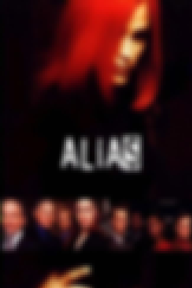 Alias is listed (or ranked) 1 on the list The Best Recent Spy Shows and Movies