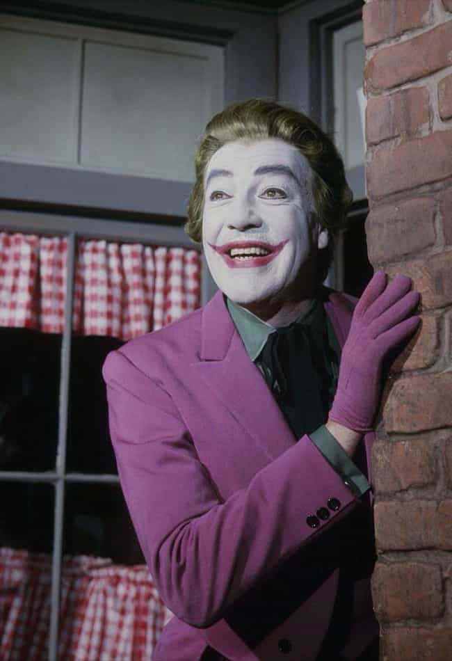 Batman is listed (or ranked) 4 on the list Every Movie And TV Joker Costume, Ranked