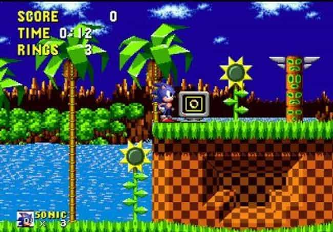 Sonic the Hedgehog is listed (or ranked) 4 on the list 18 Opening Levels In Video Games That True Gamers Will Remember Forever