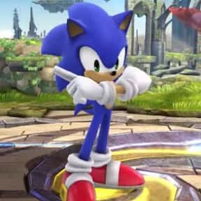 Sonic the Hedgehog is listed (or ranked) 15 on the list The Best Super Smash Brothers 4 Characters (Wii U & 3DS), Ranked