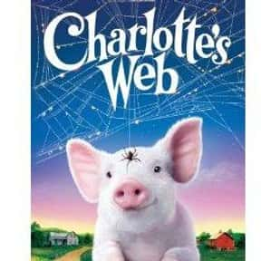 Charlotte's Web is listed (or ranked) 9 on the list Books That Changed Your Life