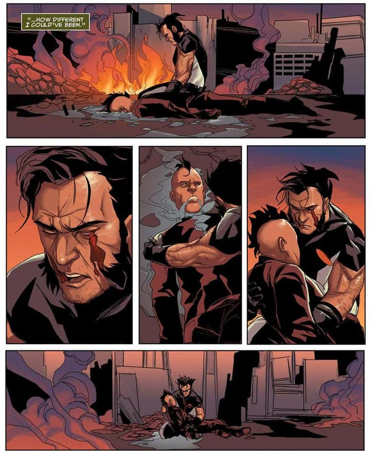Wolverine Keeps Snuffing Out His Own Lineage