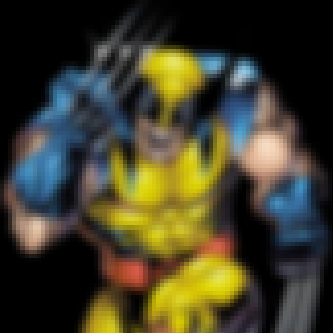 Wolverine is listed (or ranked) 3 on the list The Best Comic Book Superheroes of All Time