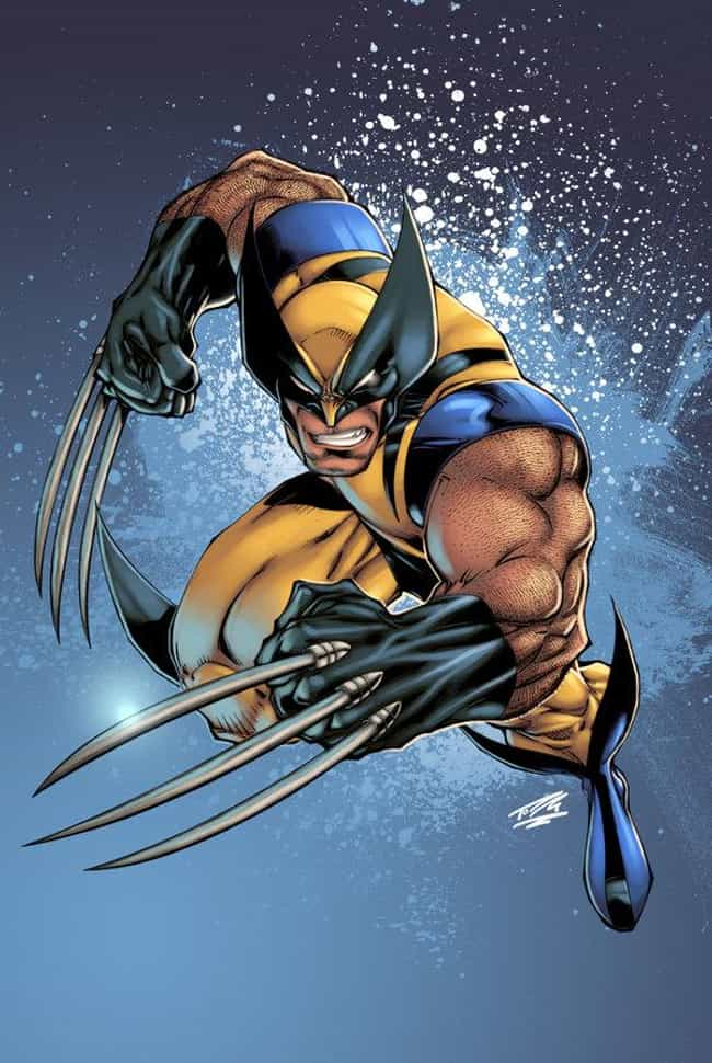 Wolverine is listed (or ranked) 4 on the list 14 Beloved Superheroes You Forgot Are Cold-Blooded Murderers