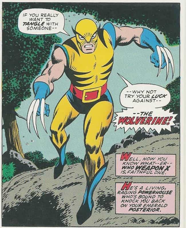 Wolverine is listed (or ranked) 3 on the list Your Favorite Marvel Characters: Where Are They Now?