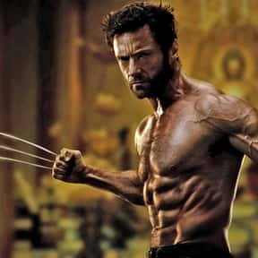 Wolverine is listed (or ranked) 7 on the list The Best Fictional Characters You'd Leave Your Man For