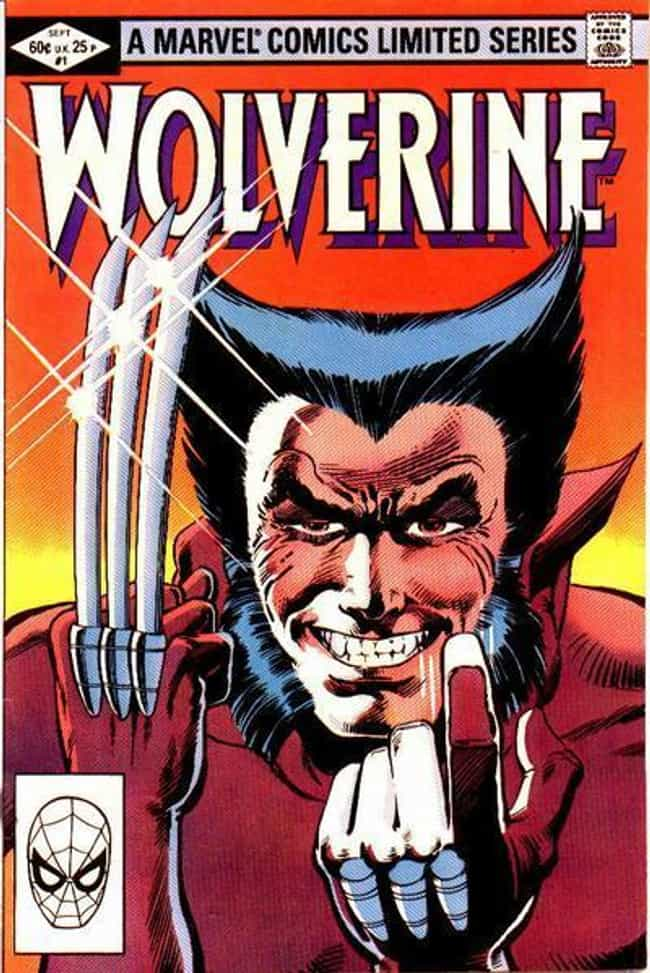 Wolverine is listed (or ranked) 3 on the list The Best Facial Hair in Comics & Superheroes with Beards