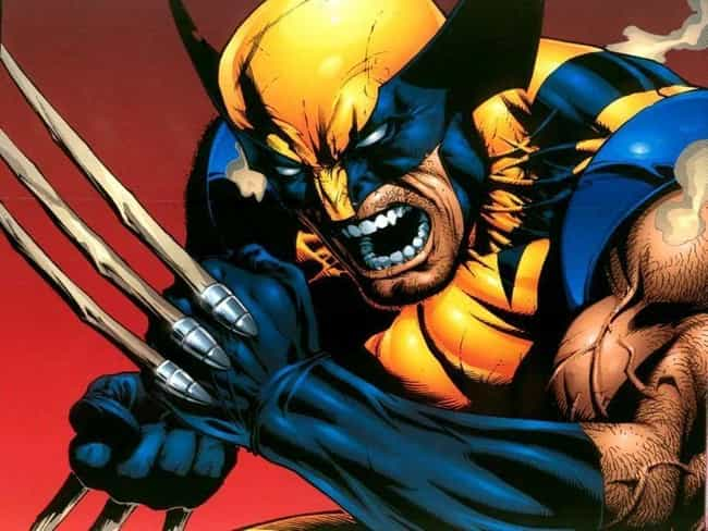 Wolverine is listed (or ranked) 2 on the list 22 Comic Book Characters From Canada