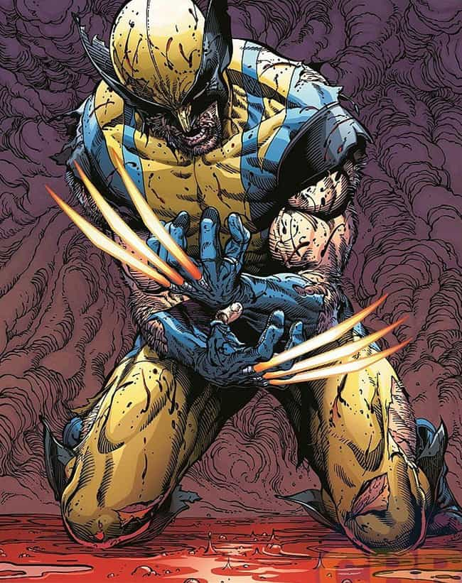 Wolverine is listed (or ranked) 3 on the list Superheroes Whose Superpowers Have Changed Drastically Since You Were A Kid