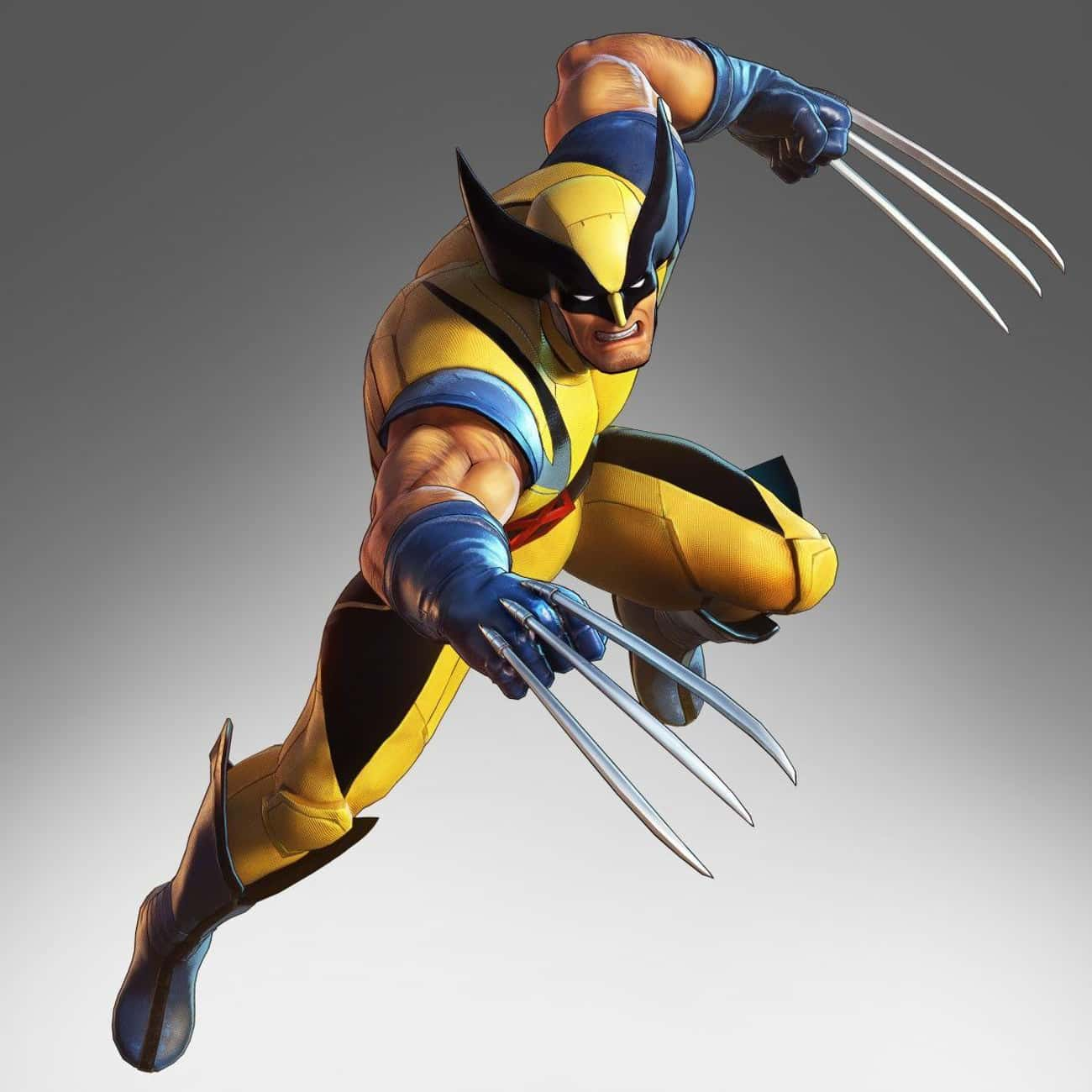 Wolverine is listed (or ranked) 2 on the list All 'Marvel Ultimate Alliance 3' Characters, Ranked