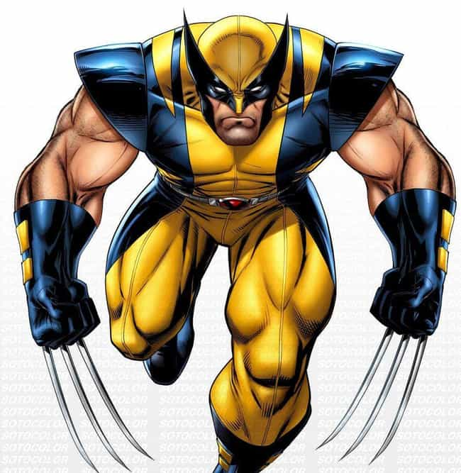 Wolverine is listed (or ranked) 1 on the list Mystique's Long and (Shape) Shifting List of Lovers